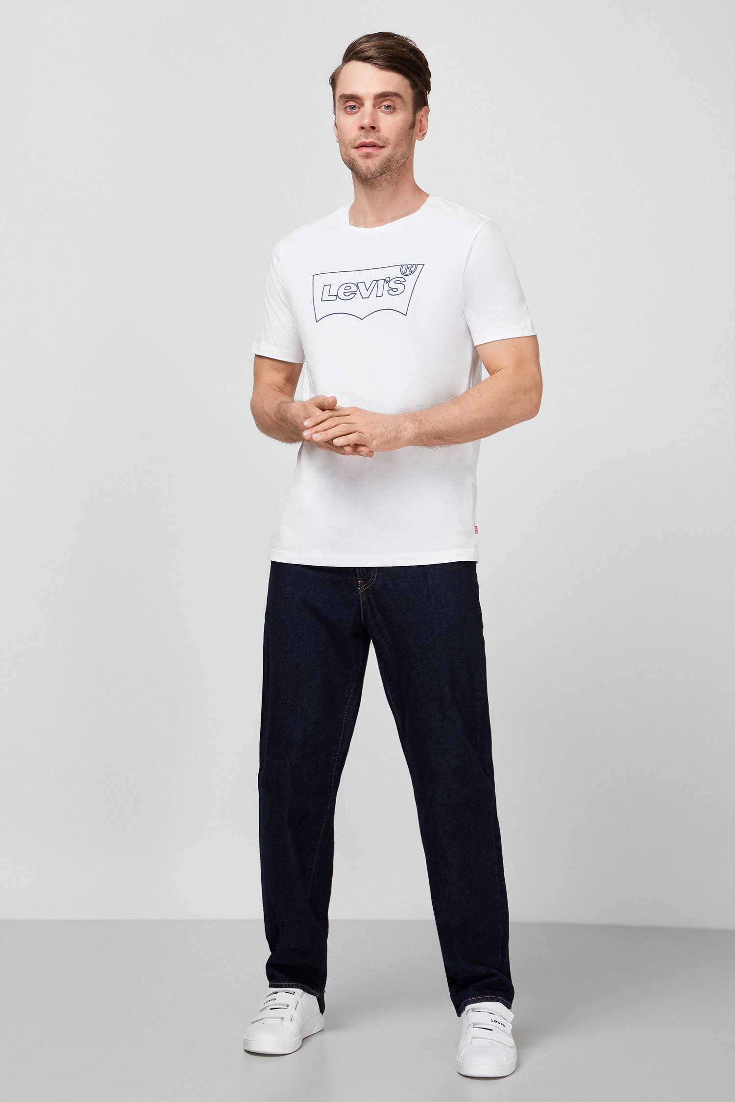 Мужские темно-синие джинсы Stay Loose Levi's 29037;0005